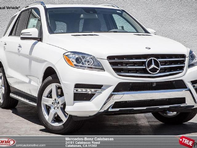 Mercedes benz m class used cars in calabasas mitula cars for 2014 mercedes benz ml350 white