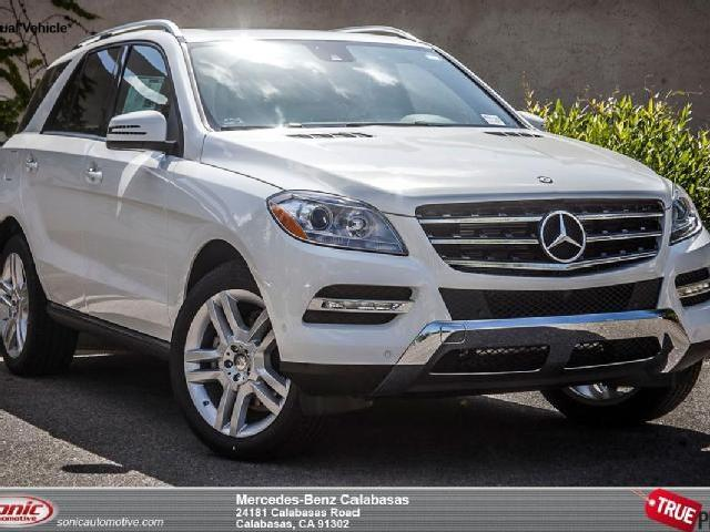 ml350 used cars in calabasas mitula cars with pictures For2014 Mercedes Benz Ml350 White