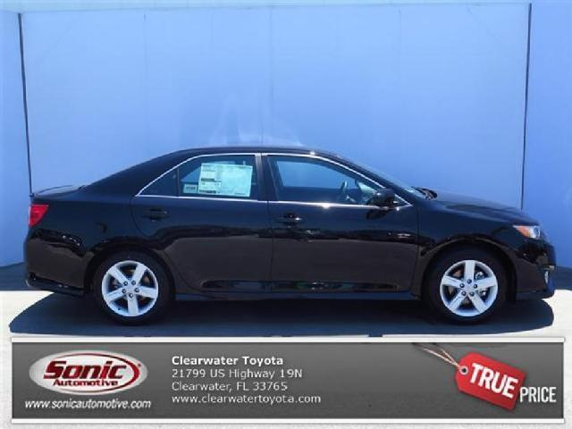 Toyota Camry In Clearwater Used Toyota Camry Black Metallic