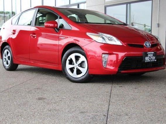 Red Metallic Toyota Prius Used Cars In Concord Mitula Cars