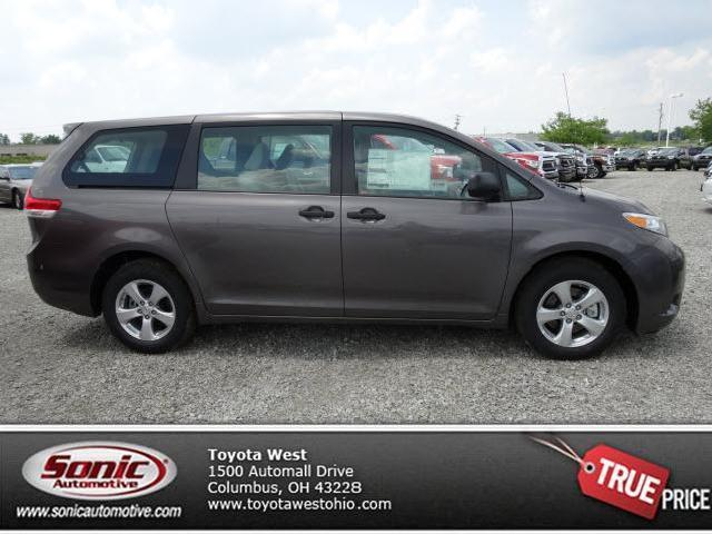 toyota sienna gray columbus mitula cars. Black Bedroom Furniture Sets. Home Design Ideas