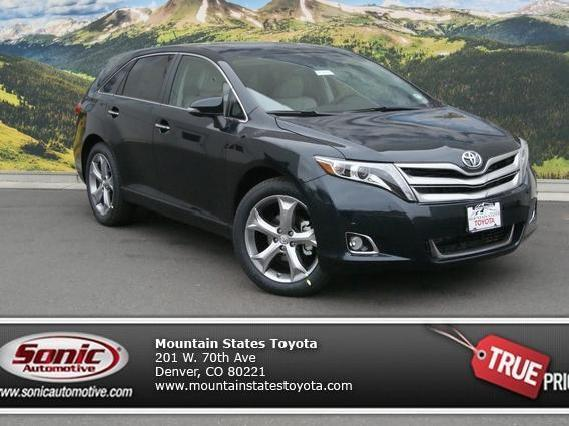 toyota venza 2014 denver mitula cars. Black Bedroom Furniture Sets. Home Design Ideas