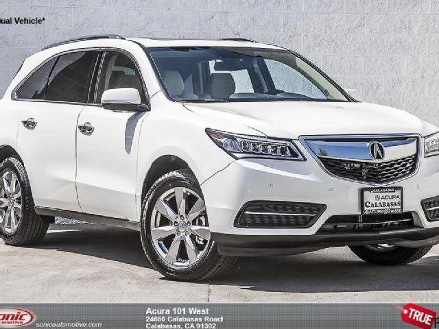 2015 Acura MDX Used Cars in Calabasas - Mitula Cars