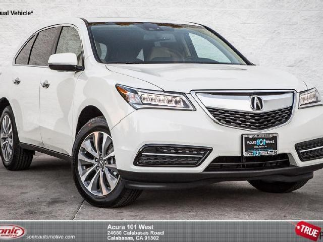2015 acura mdx used cars in calabasas mitula cars. Black Bedroom Furniture Sets. Home Design Ideas