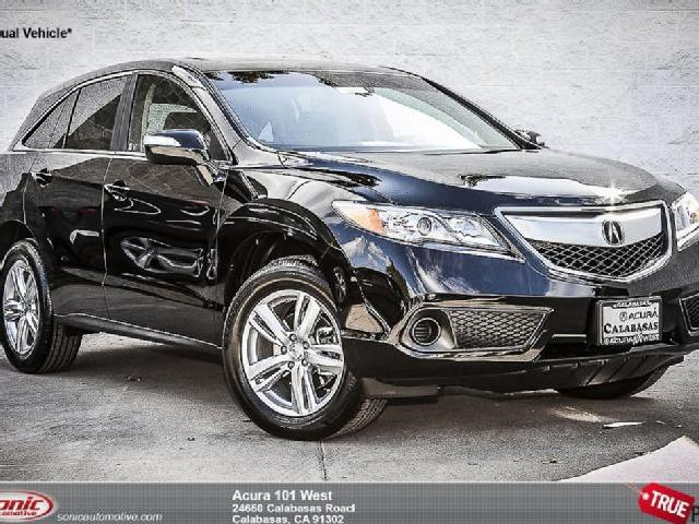 Acura Rdx In Calabasas Used Black Mitula Cars With Pictures