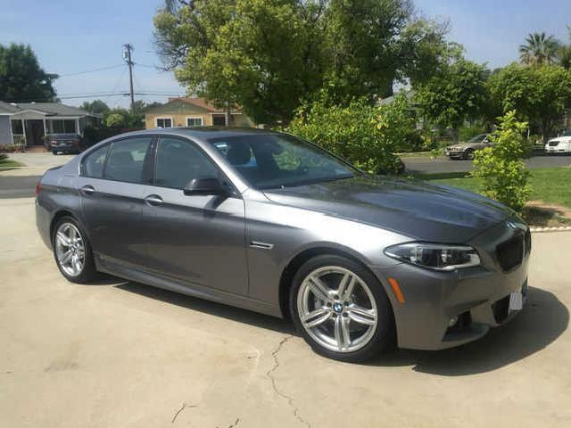 gray bmw 5 series used cars in san diego mitula cars. Black Bedroom Furniture Sets. Home Design Ideas