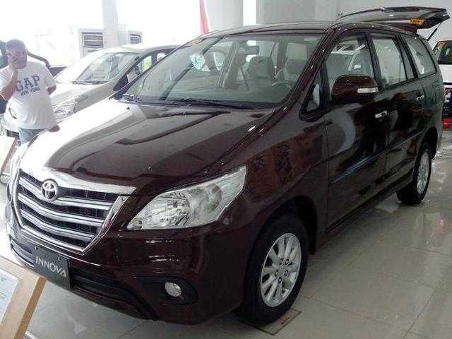 2015 Brand New Lowest Downpayment Toyota Innova 2.5 V Dsl A/t Ofw Seaman