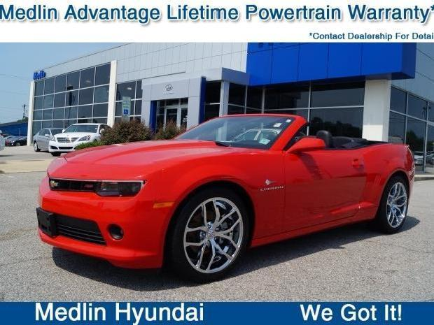 sunroof chevrolet camaro used cars in rocky mount mitula cars. Black Bedroom Furniture Sets. Home Design Ideas