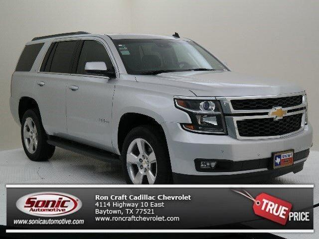 The 2015 Chevrolet Tahoe Has Upgraded Lists Of Standard