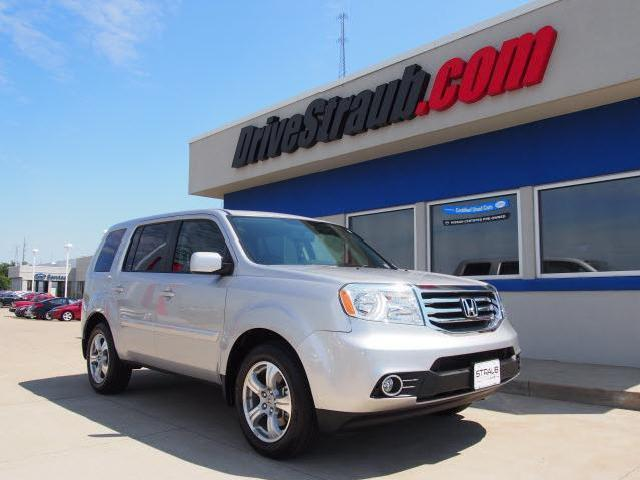 honda pilot ex l 1 925 used silver honda pilot ex l cars. Black Bedroom Furniture Sets. Home Design Ideas