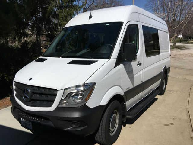 Used diesel rv mercedes benz sprinter used cars mitula cars for 2015 mercedes benz van
