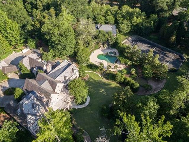 2032 West Paces Ferry Rd Nw, Atlanta, Ga 30327, Usa 6 Bedroom Single Family Homes For Sale