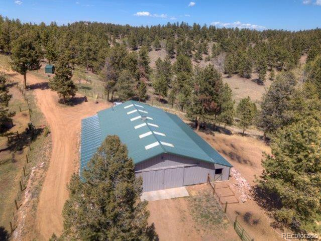 2100 County 512 Road Divide, Co 80814