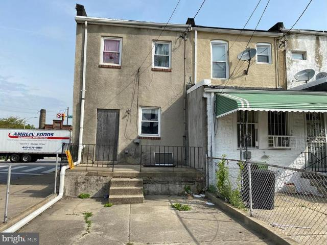 2133 W Mulberry Street, Baltimore, Md 21223