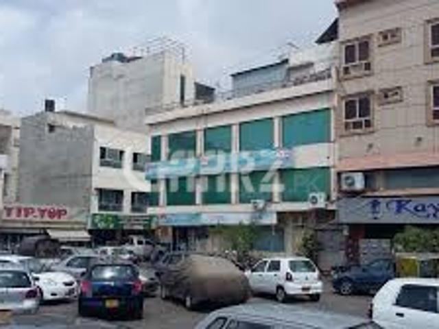 22000 Square Feet Commercial Building For Rent In Lahore