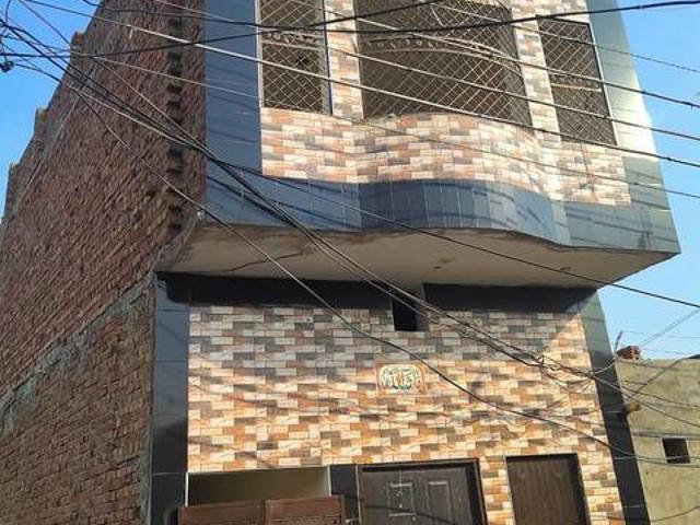 225 Marla House For Rent In Raja Park Near Samnabad