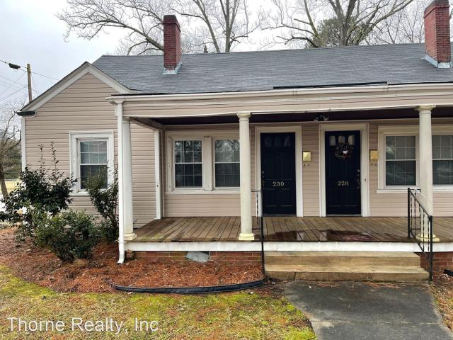228 230 S Pine Street 1 Bedroom Apartment For Rent At 228 S Pine St, Rocky Mount, Nc 27804