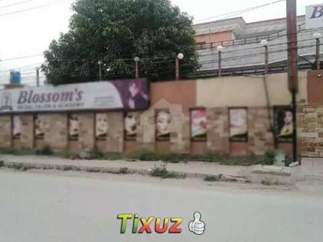 22 Marla Residential Commercial Building Available For Sale