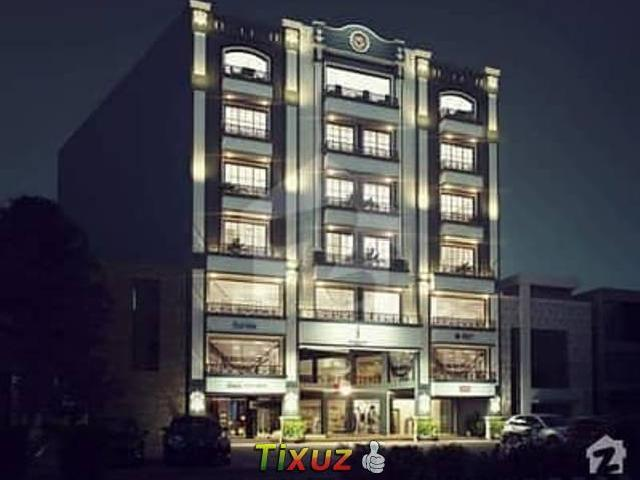 252 Square Feet Apartment For Sale At 3rd Floor In Dream Garden Lahore