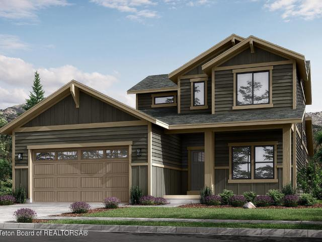 266 Swallowtail Dr Victor, Id 83455