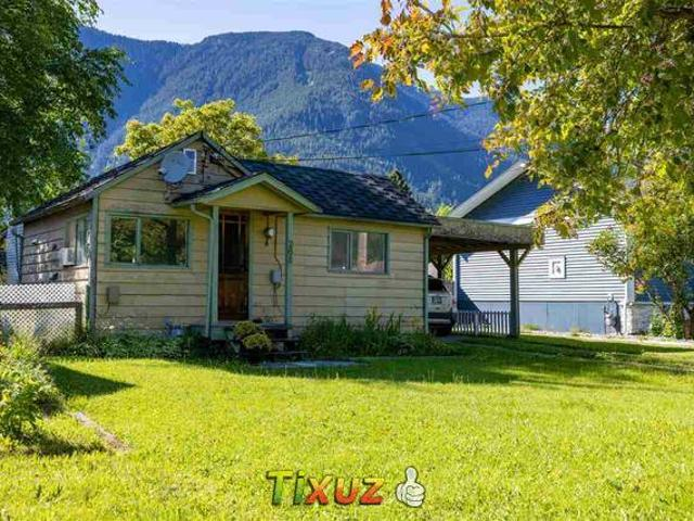 268 Cariboo Avenue Hope Bc House For Sale Rew