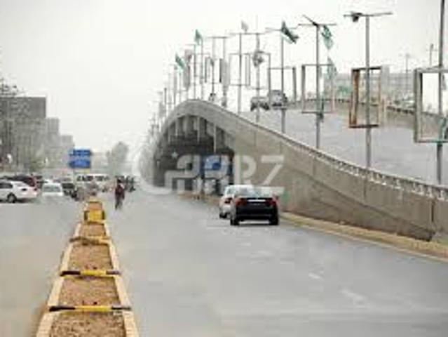 27 Marla Commercial Land For Sale In Rawalpindi 6 Th Road