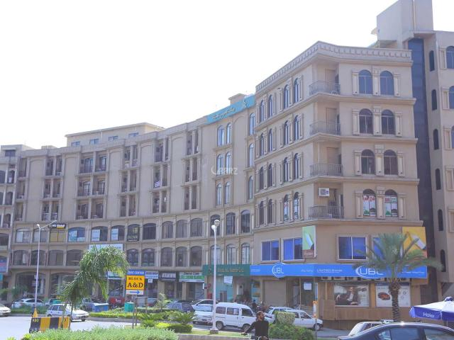 287 Square Feet Commercial Shop For Sale In Rawalpindi Civic Center