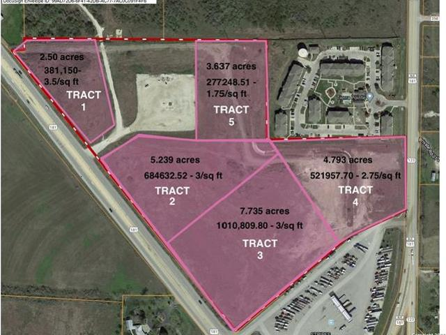 2.5 Ac Tract 1 S Us Hwy 181s
