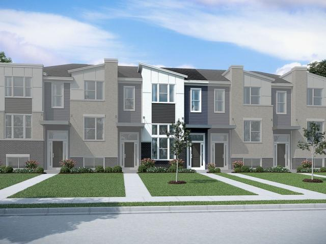 2 Bed, 1 Bath New Home Plan In Warrenville, Il