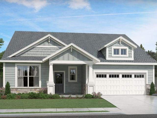 2 Bed, 1 Bath New Home Plan In Westfield, In