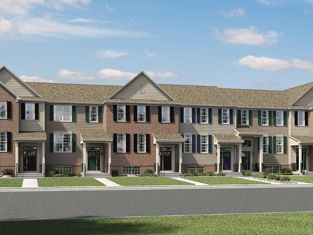 2 Bed, 2 Bath New Home Plan In Batavia, Il