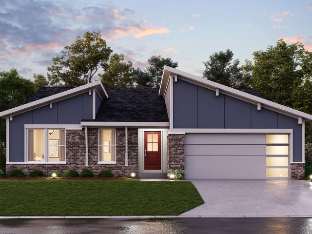2 Bed, 2 Bath New Home Plan In Bellbrook, Oh