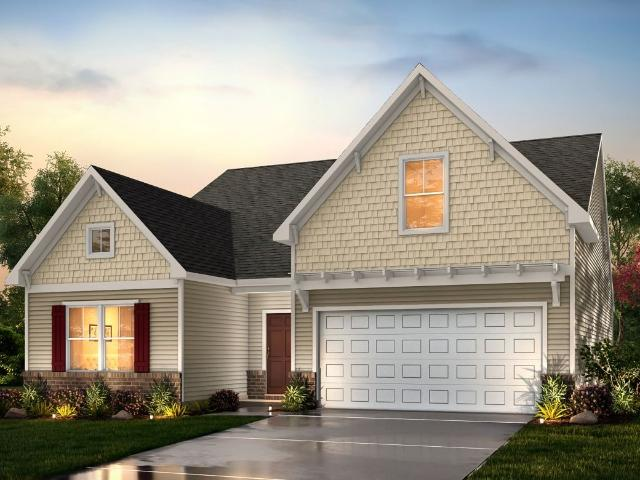 2 Bed, 2 Bath New Home Plan In Bolivia, Nc
