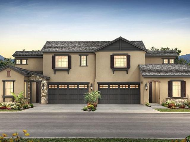 2 Bed, 2 Bath New Home Plan In Brentwood, Ca