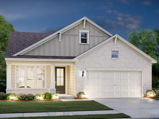 2 Bed, 2 Bath New Home Plan In Buford, Ga
