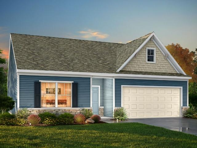 2 Bed, 2 Bath New Home Plan In Calabash, Nc