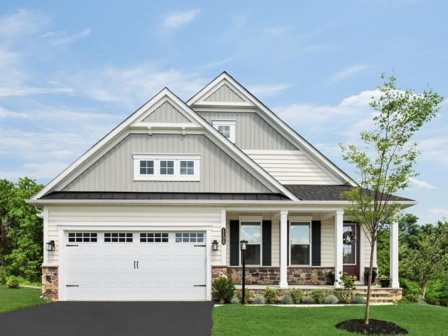 2 Bed, 2 Bath New Home Plan In Canonsburg, Pa