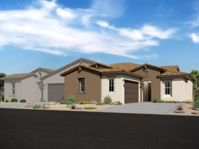 2 Bed, 2 Bath New Home Plan In Cave Creek, Az
