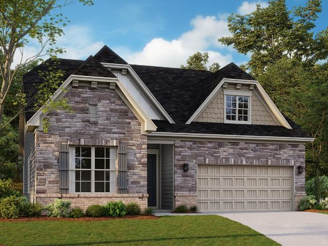2 Bed, 2 Bath New Home Plan In Charlotte, Nc