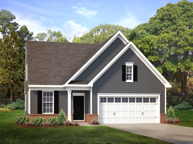 2 Bed, 2 Bath New Home Plan In Chester, Va