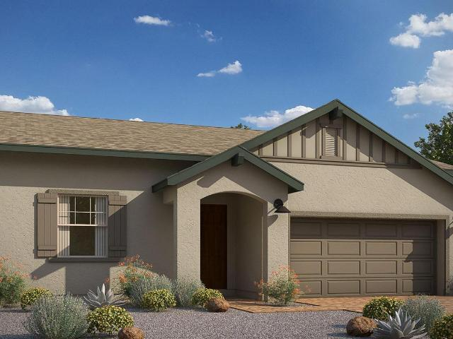 2 Bed, 2 Bath New Home Plan In Clarkdale, Az