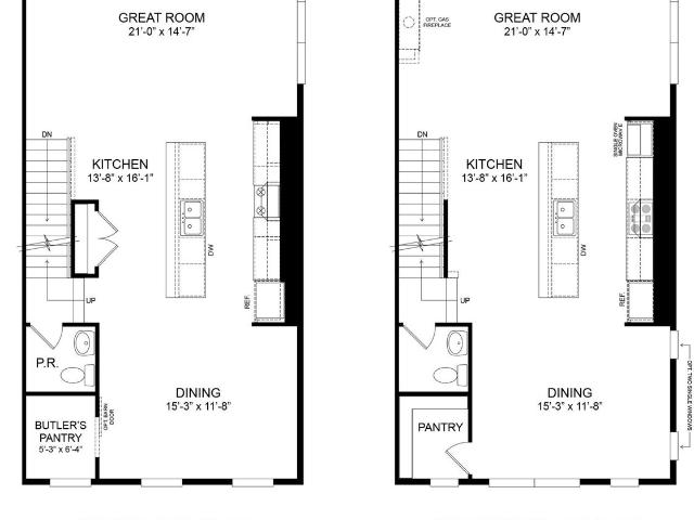 2 Bed, 2 Bath New Home Plan In Clarksburg, Md