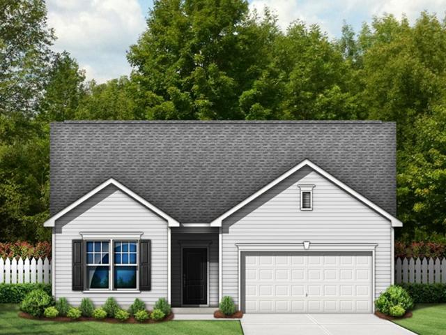 2 Bed, 2 Bath New Home Plan In Columbia, Sc