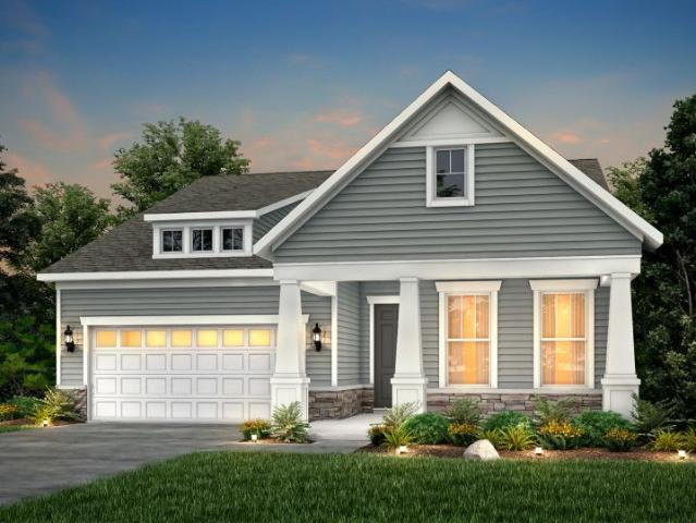 2 Bed, 2 Bath New Home Plan In Columbia Station, Oh