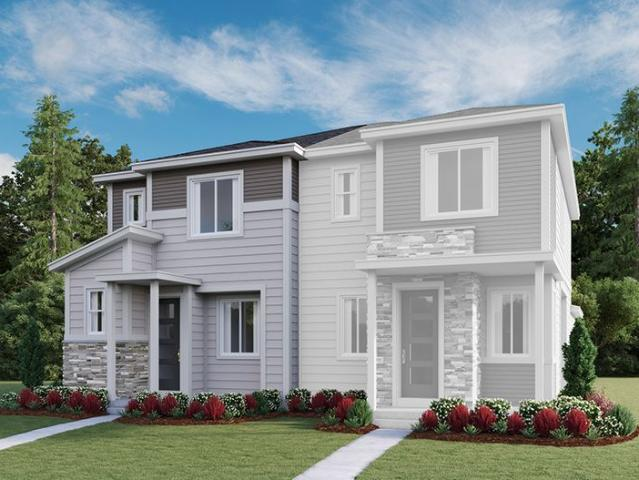 2 Bed, 2 Bath New Home Plan In Commerce City, Co