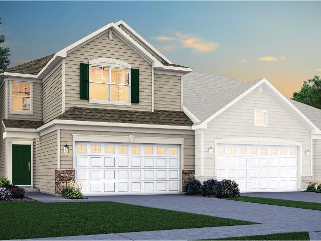 2 Bed, 2 Bath New Home Plan In Crown Point, In
