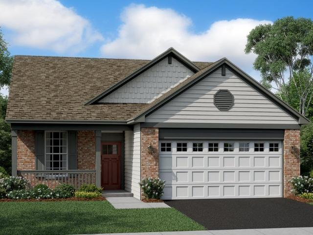 2 Bed, 2 Bath New Home Plan In Crystal Lake, Il