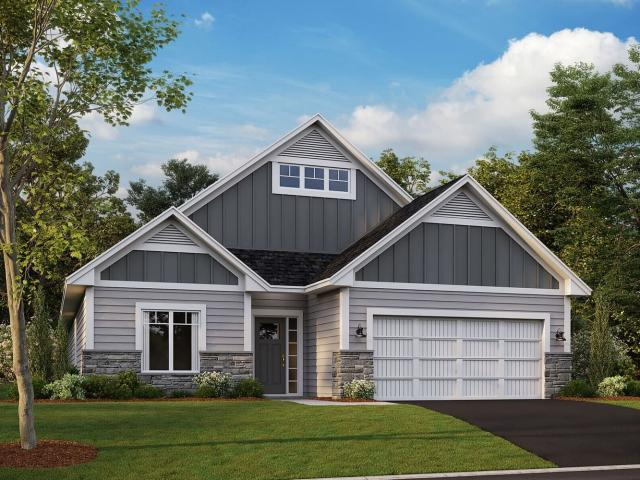 2 Bed, 2 Bath New Home Plan In Dayton, Mn