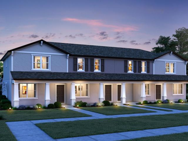 2 Bed, 2 Bath New Home Plan In Debary, Fl