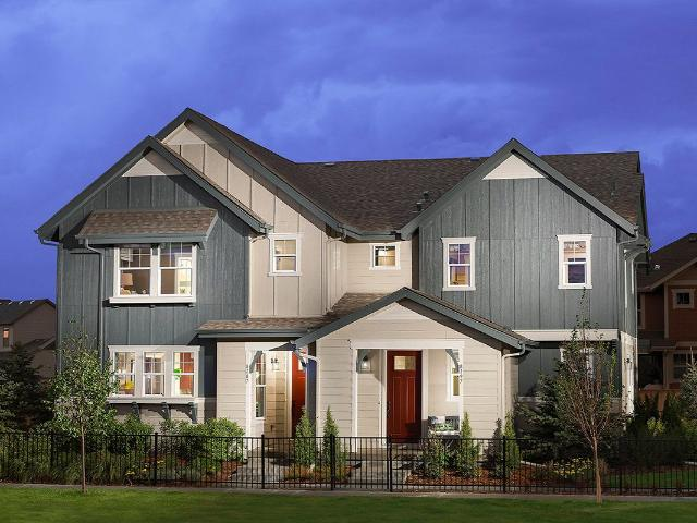 2 Bed, 2 Bath New Home Plan In Denver, Co